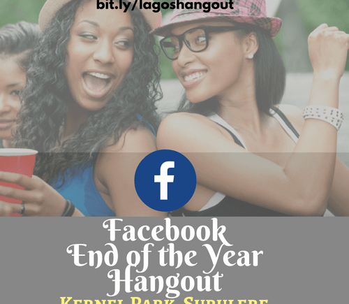 Where will you be on the 17th of December? Lagos Facebook Hangout! - ElSiEiSY blog