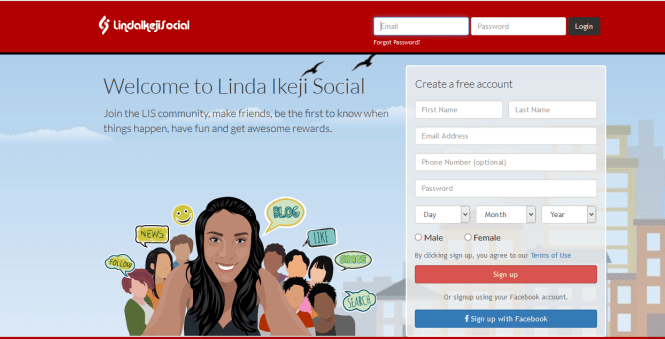 Linda Ikeji Social: Early Thoughts & Expectations - elsieisy blog