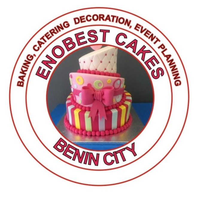 @enobest_cakes are into Cakes, decoration, catering, and event planing. We deliver cakes within and outside Edo state - elsieisy blog