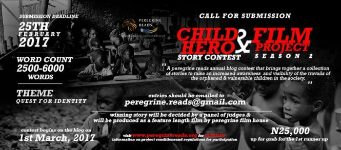 Child Hero Story Contest