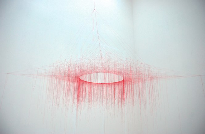 The Red Thread - art - elsieisy blog