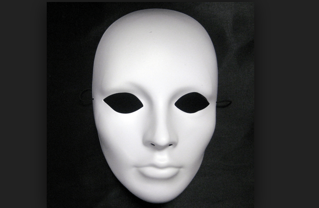 the masked man - poetry - elsieisy blog