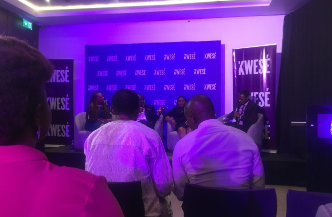 Kwese TV official launch - elsieisy blog