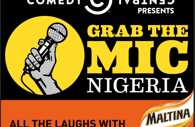 comedy central grab the mic Nigeria - elsieisy blog