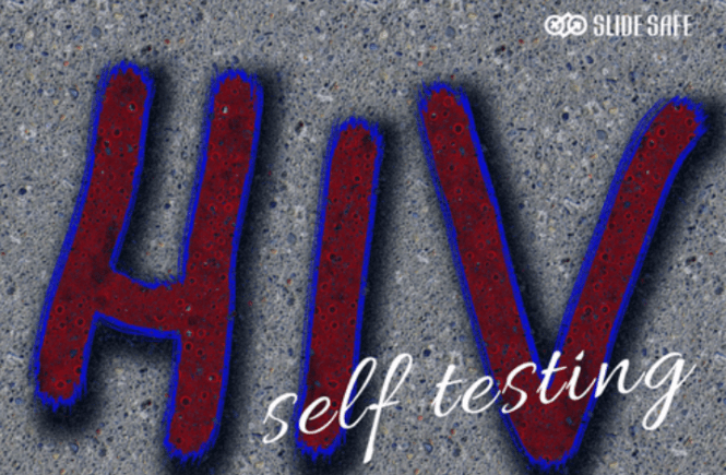 HIV Selftesting - slide safe - elsieisy blog
