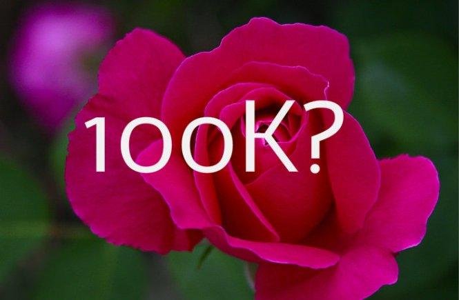 100K ELSIEISY BLOG