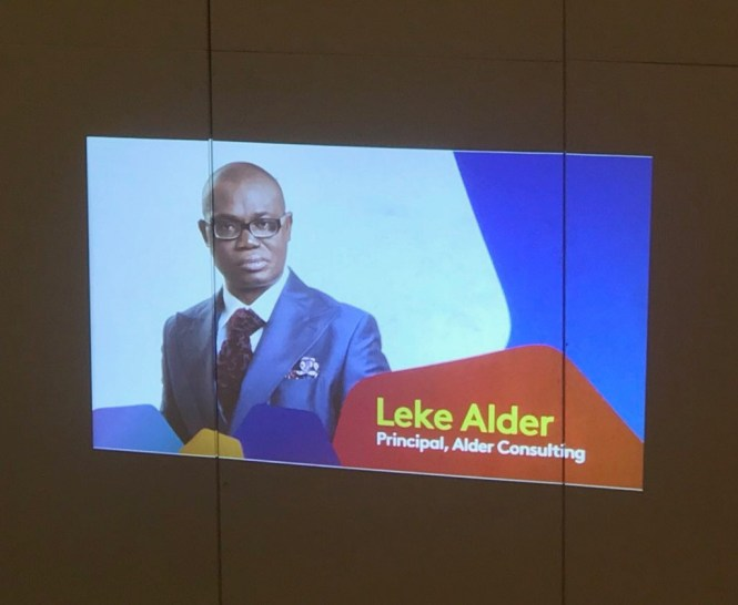 Leke Alder - Custodian Mentors Conference - Elsieisy blog