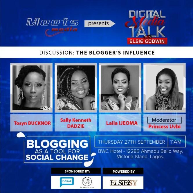 Digital Media Talk Panelist 5