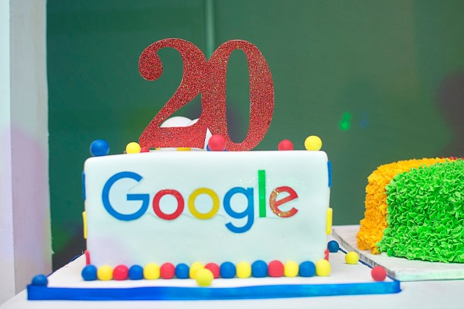 Google search is 20 years - elsieisy blog