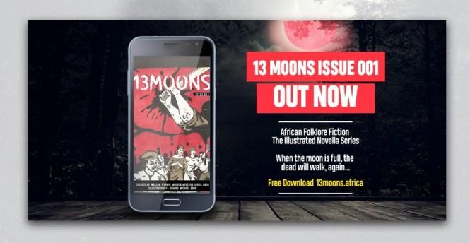 13 moons issue 001 - elsieisy blog