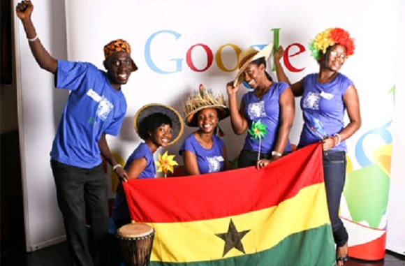 Google AI in Accra - elsieisy blog