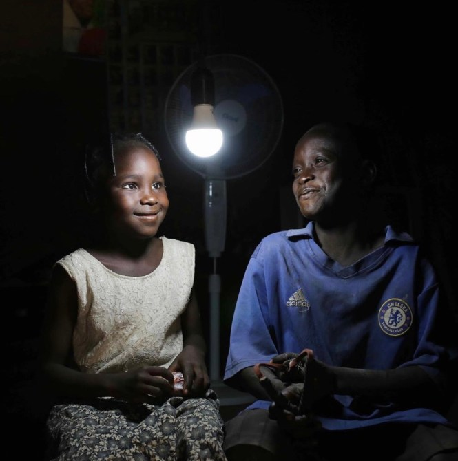 people of chibok now has light - elsieisy blog