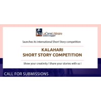 Literary Opportunity: The Kalahari Short Story Competition
