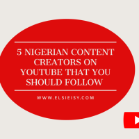 5 Nigerian Content Creators on YouTube that You Should Follow