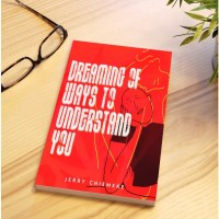 Book Release Announcement: Jerry Chiemeke's Dreaming Of Ways To Understand You