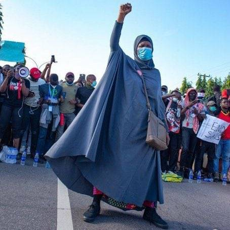 #EndSARS: 10 Phenomenal Nigerian Women Fighting Against Police Brutality