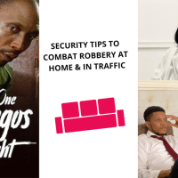 Security Tips to Combat Robbery At Home & In Traffic | One Lagos Night | Reviews on the Couch