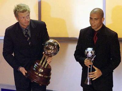 Galardonados de la FIFA 2002 » Fotos de El Siglo