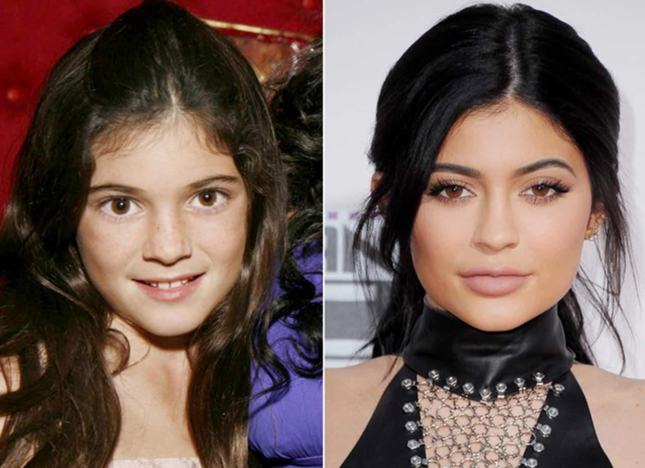 Kylie Jenner 10 años