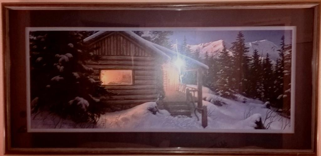 Wilderness Welcome by Stephen LymanFramedConsignment