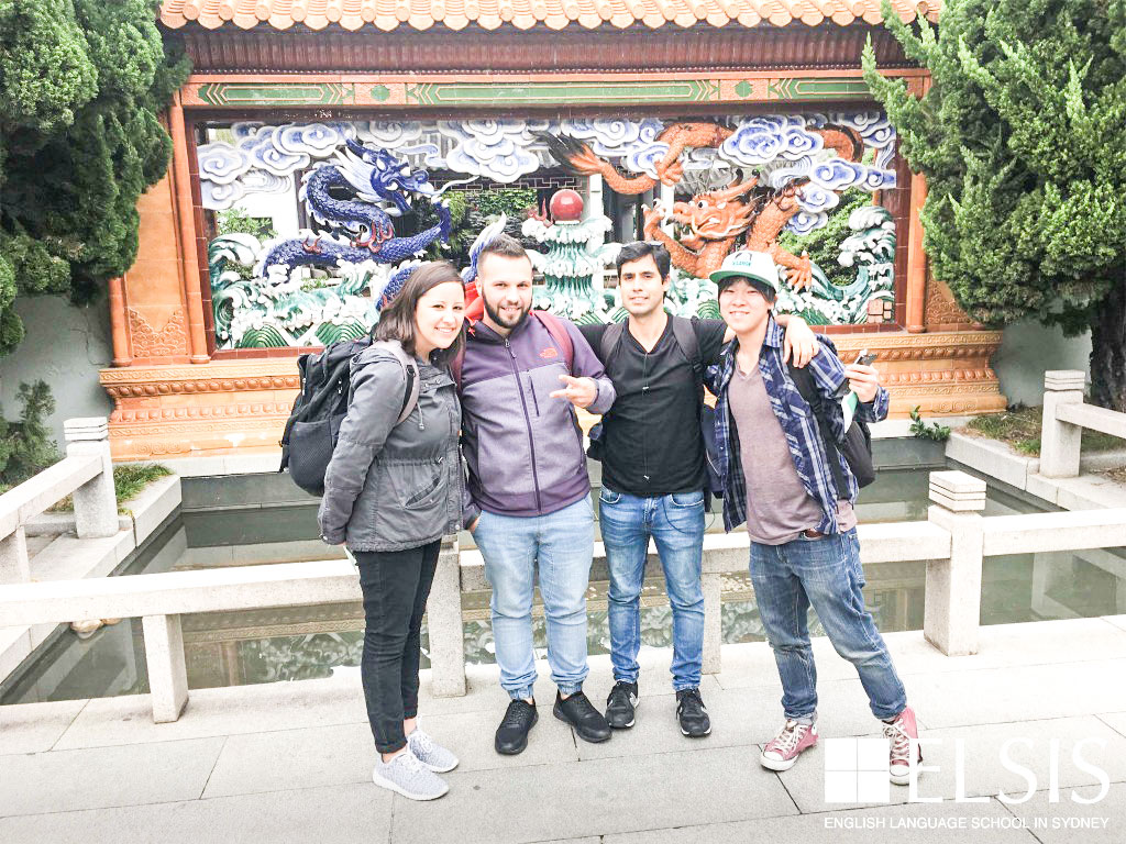 Excursion to the Chinese Gardens