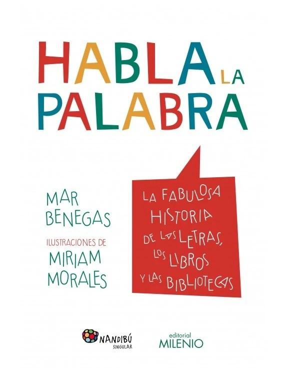 HABLA LA PALABRA Book Cover