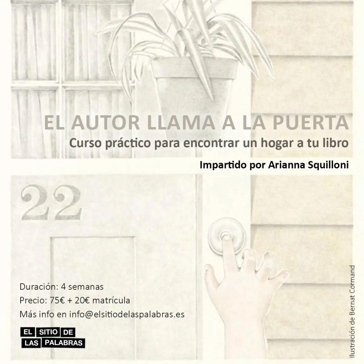 EL AUTOR LLAMA A LA PUERTA 01
