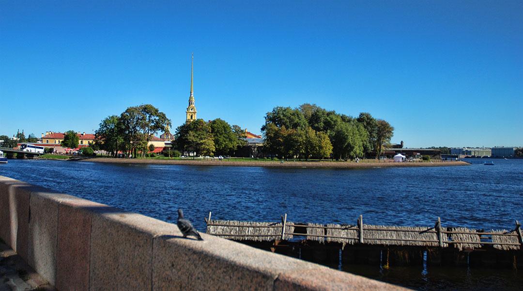 Laatste dag Sint Petersburg