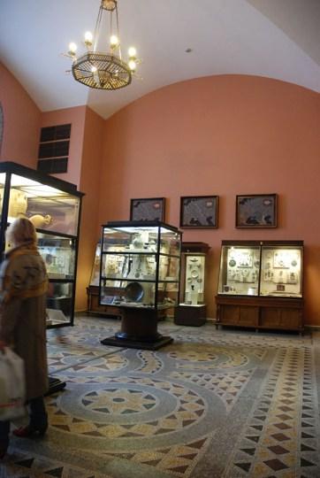 Nationaal historisch museum Moskou tentoonstelling