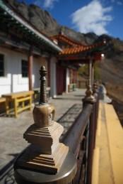 Gorkhi Terelj nationaal park klooster