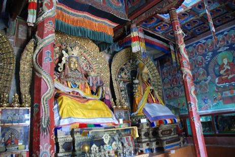 Erdene zuu klooster boeddha Kharkhorin Mongolië