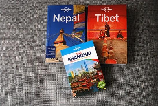 Lonely Planet Tibet en Nepal