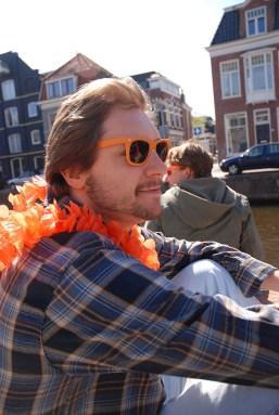 Koningsdag Groningen Nederland
