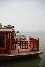 West lake Hangzhou boot