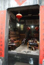 Souvenir shop Xidi