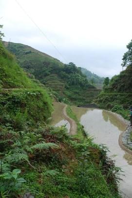 Longji rijstterrassen Dazhai