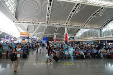 Station Guangzhou China