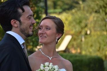 Bruiloft Italië Bedizzole het paar