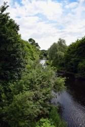 Kelvingrove Park in Glasgow