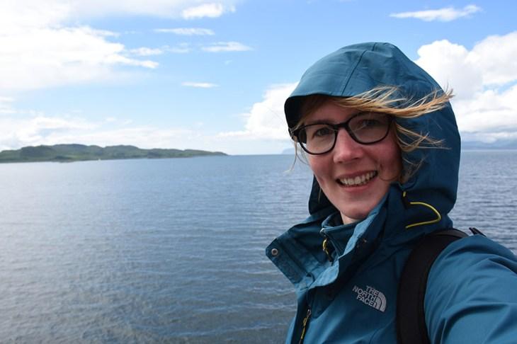 Ferry naar Isle of Mull