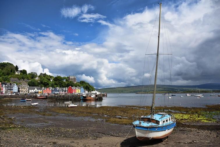 Tobermory Isle of Mull Schotland
