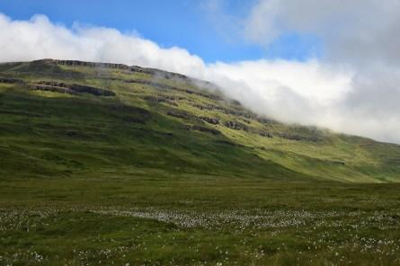 Berglandschap Ilse of Mull Schotland