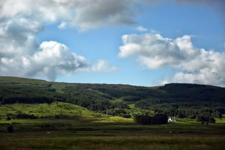 Landschap Ilse of Mull