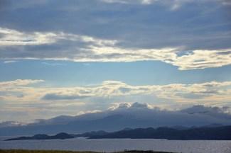 Ochtend op Iona Schotland