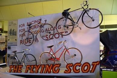 Scottish transport museum Glasgow