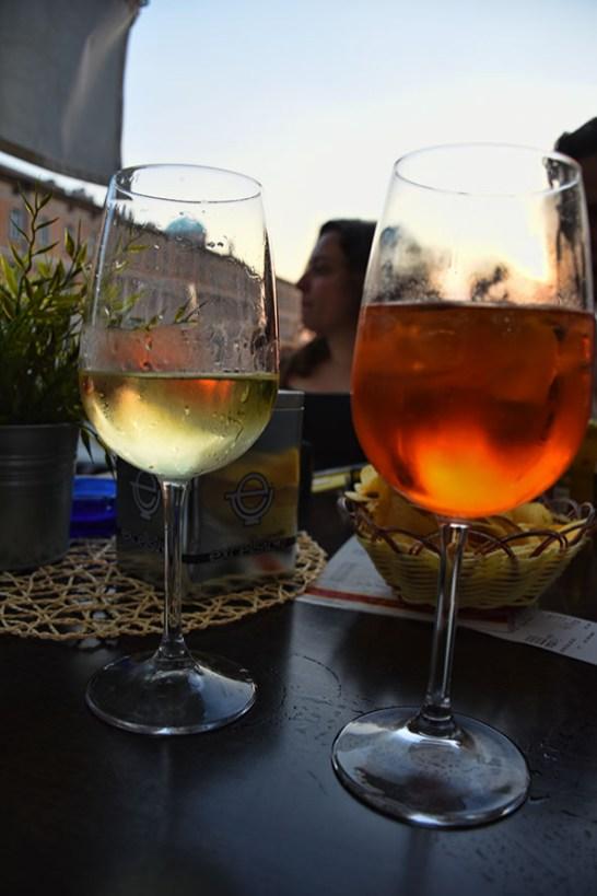Wijntje in Triëst