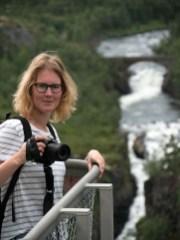 Vøringsfossen Noorwegen