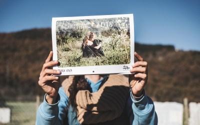Calendario Solidario 2018 «Protectora Terra Viva»