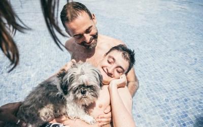Fotografo de mascotas: Els Magnifics+Itacan+Perros al Agua+Esclat