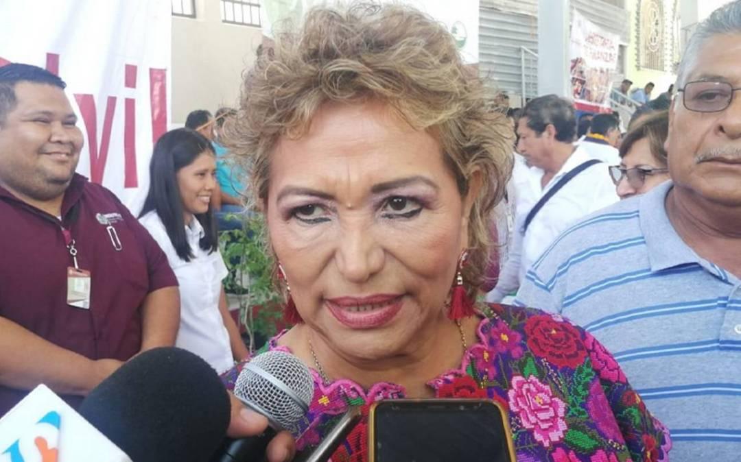 Adela  Román también se quedarían sin candidatura por no presentar sus gastos de precampaña